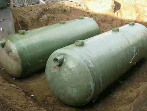 邯郸玻璃钢化粪池-玻璃钢消防蓄水池